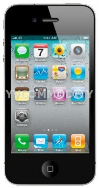 Apple iPhone 4 8Gb Black Never lock