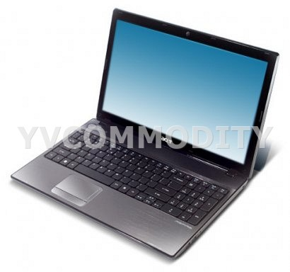 Acer Aspire 5741G-333G50Mn Silver