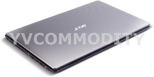 Acer Aspire 5741G-333G64Mn Silver