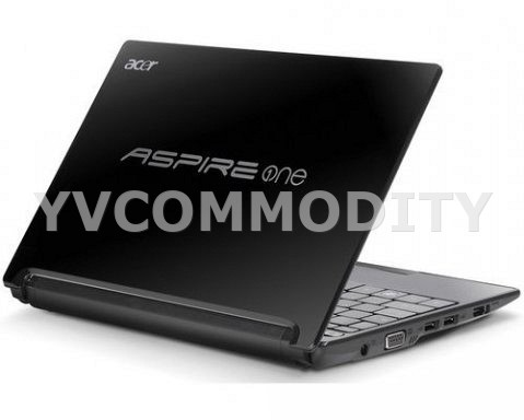 Нетбук Acer Aspire One 522-C6Ckk Black