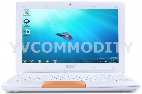 Нетбук Acer HAPPY-N578Qoo Orange