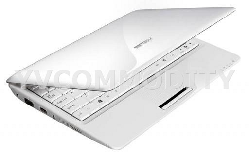 ASUS Eee PC 1101HA White