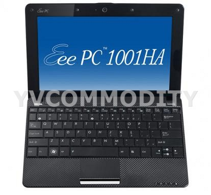 ASUS Eee PC 1001HA Black