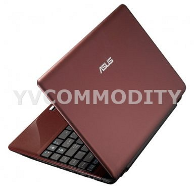 ASUS Eee PC 1201HA Red