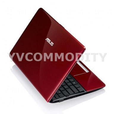 ASUS Eee PC 1215T Red glossy