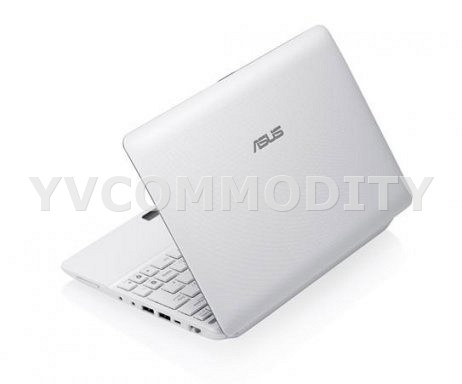 ASUS Eee PC 1015PD White Texture