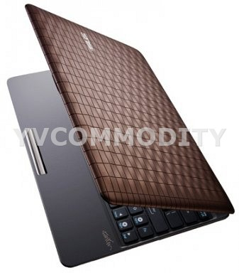 ASUS Eee PC 1008P Design Karim Rashid Coffee