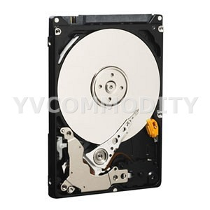 HDD Mobile 640GB WD 5400об/мин, 8МБ кеш, SATA, 2.5 WD6400BPVT