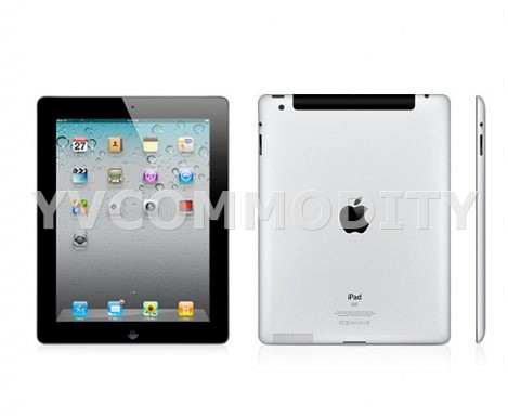 Планшет Apple iPad 2 64Gb 3G WiFi Black