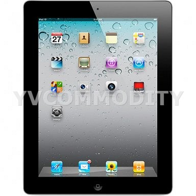Планшет Apple iPad 2 16GB 3G Wi-Fi Black
