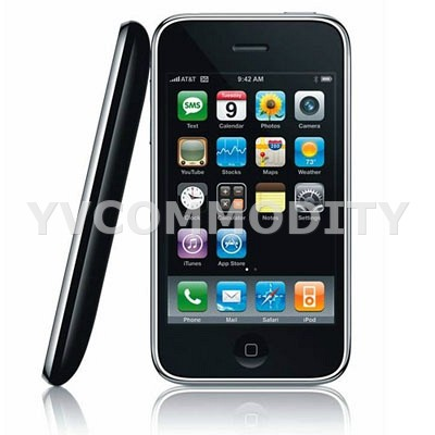 IPhone 3GS   32GB  Black  (нелочений)