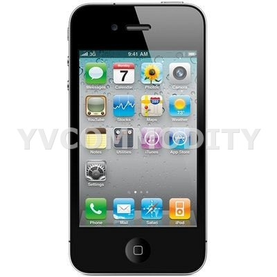 IPhone 4G 32GB  black (нелочений)