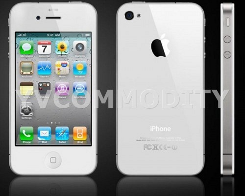 IPhone 4G 16GB  White (нелочений)