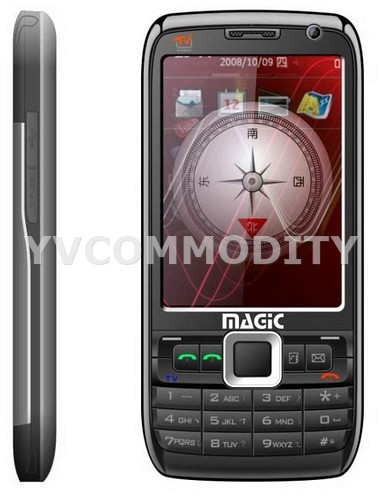 Magic M800 Black